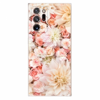 Odolné silikonové pouzdro iSaprio - Flower Pattern 06 - Samsung Galaxy Note 20 Ultra
