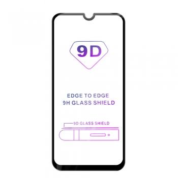 Tvrzené sklo iSaprio 9D BLACK pro Samsung Galaxy A31
