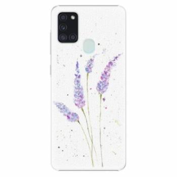 Plastové pouzdro iSaprio - Lavender - Samsung Galaxy A21s