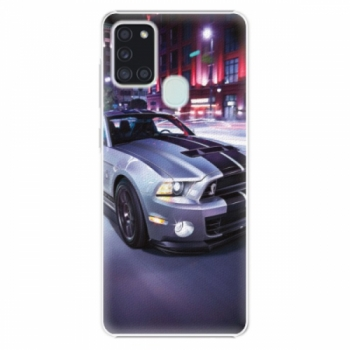 Plastové pouzdro iSaprio - Mustang - Samsung Galaxy A21s