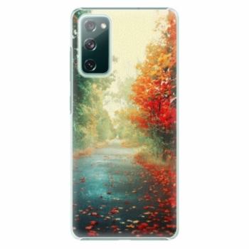 Plastové pouzdro iSaprio - Autumn 03 - Samsung Galaxy S20 FE