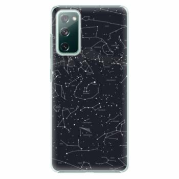 Plastové pouzdro iSaprio - Night Sky 01 - Samsung Galaxy S20 FE