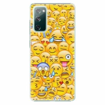 Plastové pouzdro iSaprio - Emoji - Samsung Galaxy S20 FE