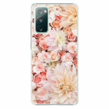 Plastové pouzdro iSaprio - Flower Pattern 06 - Samsung Galaxy S20 FE