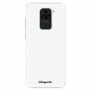 Plastové pouzdro iSaprio - 4Pure - bílý - Xiaomi Redmi Note 9