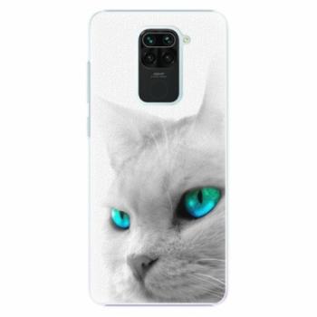 Plastové pouzdro iSaprio - Cats Eyes - Xiaomi Redmi Note 9