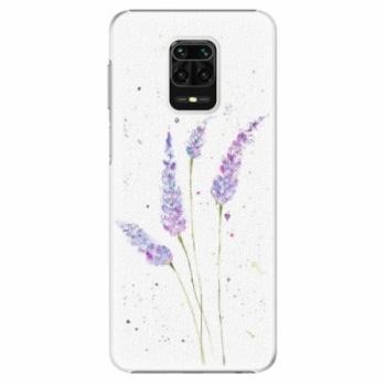 Plastové pouzdro iSaprio - Lavender - Xiaomi Redmi Note 9 Pro / Note 9S