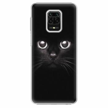 Plastové pouzdro iSaprio - Black Cat - Xiaomi Redmi Note 9 Pro / Note 9S