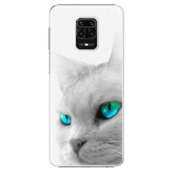 Plastové pouzdro iSaprio - Cats Eyes - Xiaomi Redmi Note 9 Pro / Note 9S