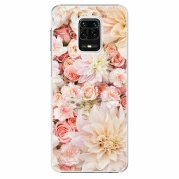 Plastové pouzdro iSaprio - Flower Pattern 06 - Xiaomi Redmi Note 9 Pro / Note 9S