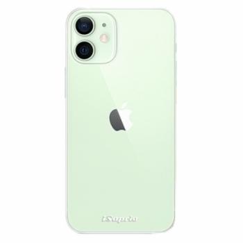 Plastové pouzdro iSaprio - 4Pure - mléčný bez potisku - iPhone 12 mini