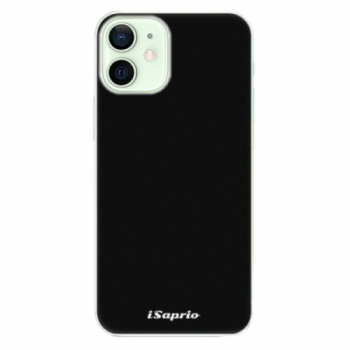 Plastové pouzdro iSaprio - 4Pure - černý - iPhone 12 mini