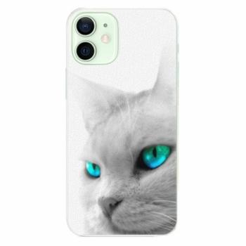 Plastové pouzdro iSaprio - Cats Eyes - iPhone 12 mini