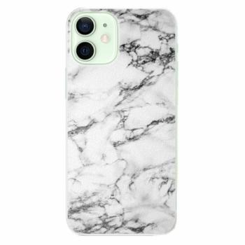 Plastové pouzdro iSaprio - White Marble 01 - iPhone 12