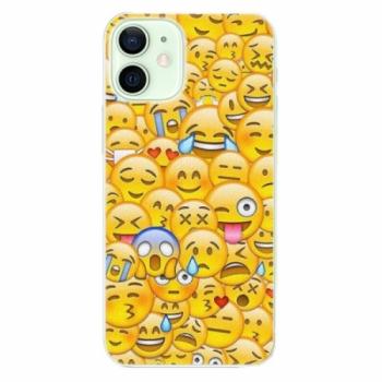 Plastové pouzdro iSaprio - Emoji - iPhone 12