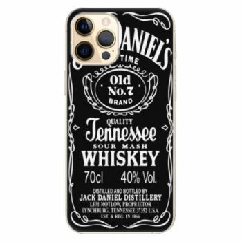 Plastové pouzdro iSaprio - Jack Daniels - iPhone 12 Pro