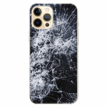 Plastové pouzdro iSaprio - Cracked - iPhone 12 Pro