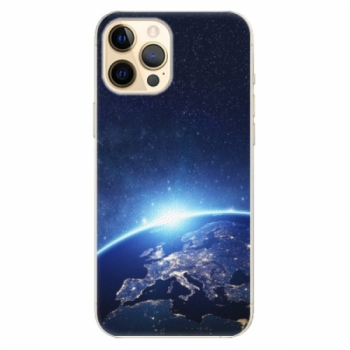Plastové pouzdro iSaprio - Earth at Night - iPhone 12 Pro