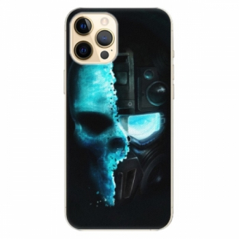 Plastové pouzdro iSaprio - Roboskull - iPhone 12 Pro