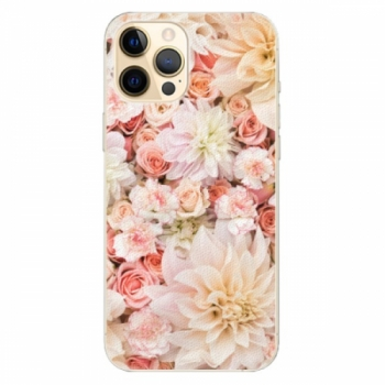 Plastové pouzdro iSaprio - Flower Pattern 06 - iPhone 12 Pro
