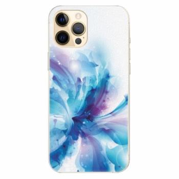 Plastové pouzdro iSaprio - Abstract Flower - iPhone 12 Pro