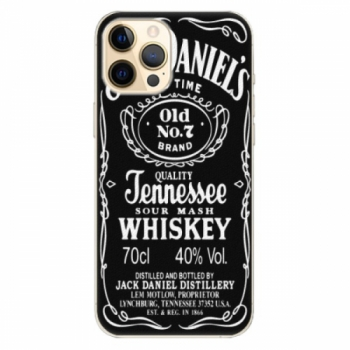 Plastové pouzdro iSaprio - Jack Daniels - iPhone 12 Pro Max