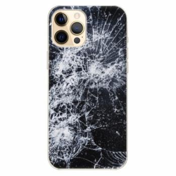 Plastové pouzdro iSaprio - Cracked - iPhone 12 Pro Max
