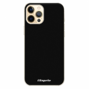 Plastové pouzdro iSaprio - 4Pure - černý - iPhone 12 Pro Max