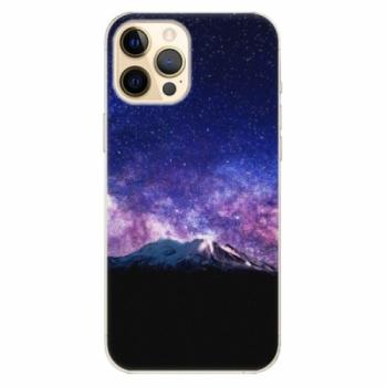 Plastové pouzdro iSaprio - Milky Way - iPhone 12 Pro Max