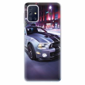 Odolné silikonové pouzdro iSaprio - Mustang - Samsung Galaxy M31s