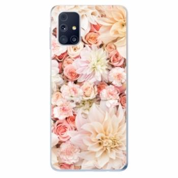 Odolné silikonové pouzdro iSaprio - Flower Pattern 06 - Samsung Galaxy M31s