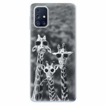 Odolné silikonové pouzdro iSaprio - Sunny Day - Samsung Galaxy M31s