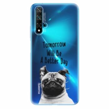Odolné silikonové pouzdro iSaprio - Better Day 01 - Huawei Nova 5T