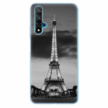 Odolné silikonové pouzdro iSaprio - Midnight in Paris - Huawei Nova 5T