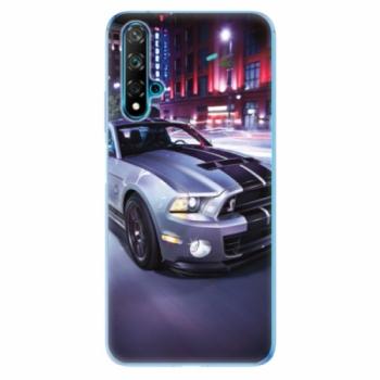 Odolné silikonové pouzdro iSaprio - Mustang - Huawei Nova 5T