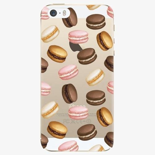 Plastový kryt iSaprio - Macaron Pattern - iPhone 5/5S/SE