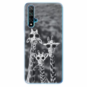 Odolné silikonové pouzdro iSaprio - Sunny Day - Huawei Nova 5T