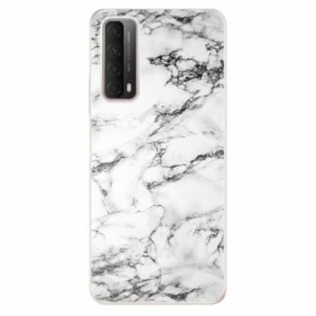 Odolné silikonové pouzdro iSaprio - White Marble 01 - Huawei P Smart 2021