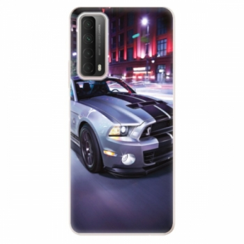 Odolné silikonové pouzdro iSaprio - Mustang - Huawei P Smart 2021