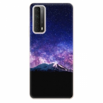Odolné silikonové pouzdro iSaprio - Milky Way - Huawei P Smart 2021