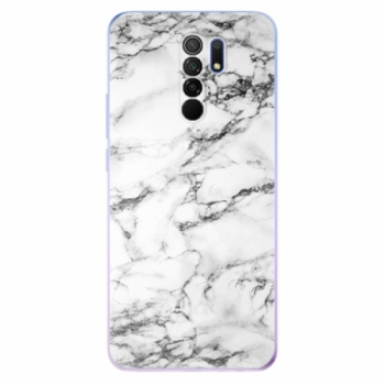 Odolné silikonové pouzdro iSaprio - White Marble 01 - Xiaomi Redmi 9