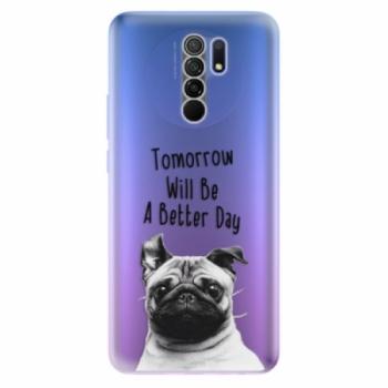 Odolné silikonové pouzdro iSaprio - Better Day 01 - Xiaomi Redmi 9