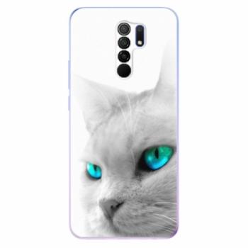 Odolné silikonové pouzdro iSaprio - Cats Eyes - Xiaomi Redmi 9