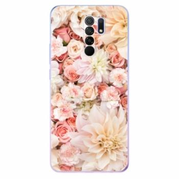 Odolné silikonové pouzdro iSaprio - Flower Pattern 06 - Xiaomi Redmi 9