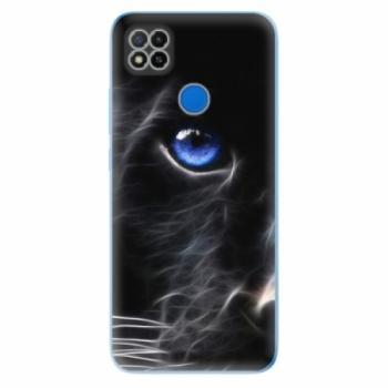 Odolné silikonové pouzdro iSaprio - Black Puma - Xiaomi Redmi 9C
