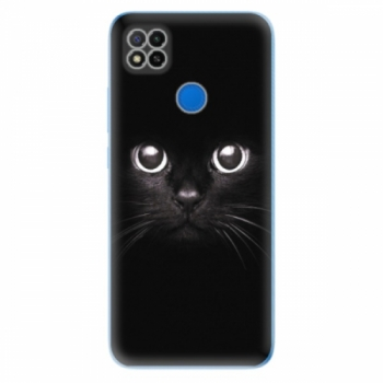 Odolné silikonové pouzdro iSaprio - Black Cat - Xiaomi Redmi 9C