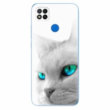 Odolné silikonové pouzdro iSaprio - Cats Eyes - Xiaomi Redmi 9C