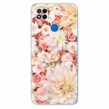 Odolné silikonové pouzdro iSaprio - Flower Pattern 06 - Xiaomi Redmi 9C