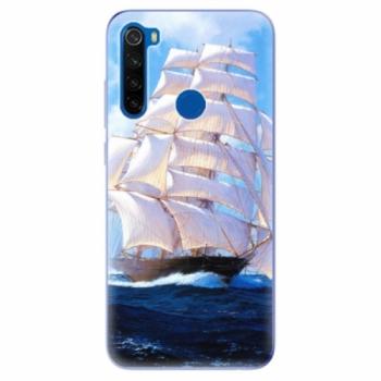 Odolné silikonové pouzdro iSaprio - Sailing Boat - Xiaomi Redmi Note 8T
