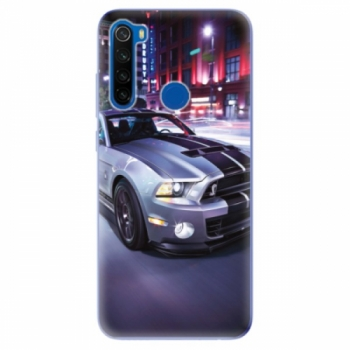 Odolné silikonové pouzdro iSaprio - Mustang - Xiaomi Redmi Note 8T